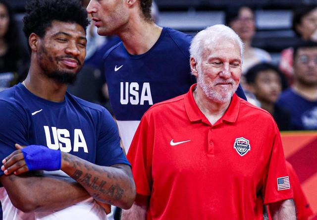 疯了!继库里格林之后,又一超巨宣布参加明年美国男篮,能带你吗