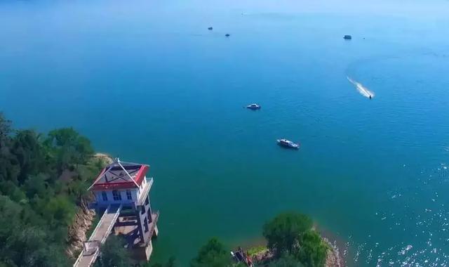"""嵩县竟然""""隐藏着""""这么美的地方 只看一眼就为之心动"""