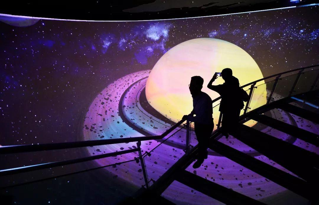 滨海科技馆将于10月1日开放试运营,记者提前探秘