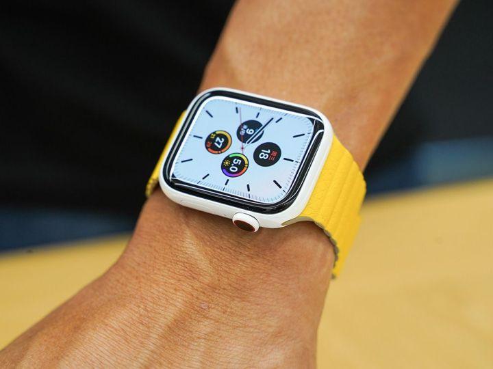 苹果Apple Watch 5图赏 陶瓷回归钛金属美爆
