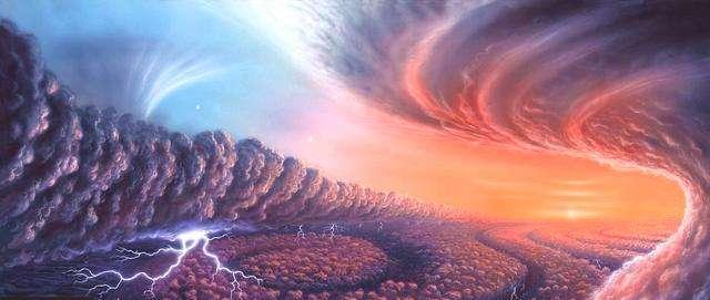 宇宙这么大只有地球有生命吗图片