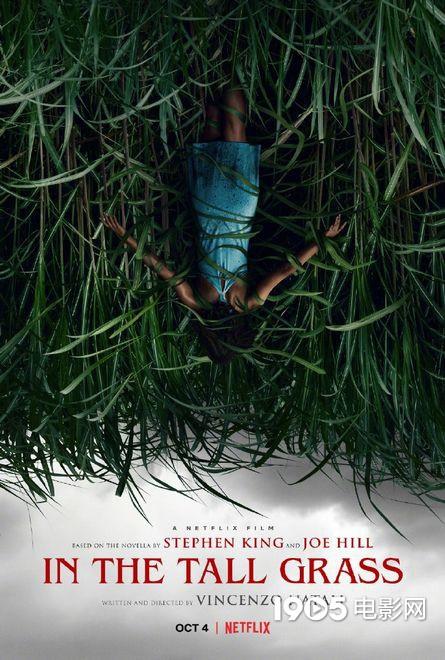 <b>史蒂芬·金惊悚新作改编 《高草丛中》发布物料</b>