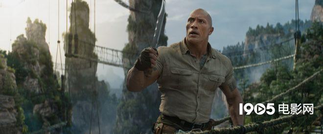 巨石强森闯致命关卡《勇敢者游戏2》再战大银幕