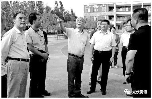 宁夏补贴被拖欠200亿,丁仲礼和李凡荣正在调研