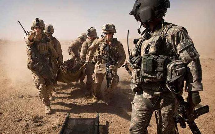 接二连三到袭击!美军损失惨重,已有19名美国大兵葬身它国!