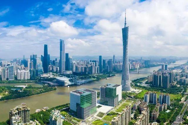 广州经济总量超越上海_广州经济发达的图片