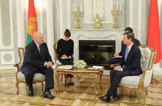 美国与白俄罗斯中断10年后将恢复互派大使