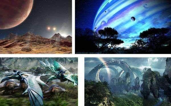 宇宙除了地球还有生命图片