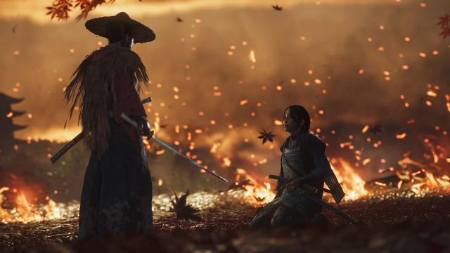 吉田修平赞叹《对马岛之鬼》画面胜实景中国主机游戏发展良好
