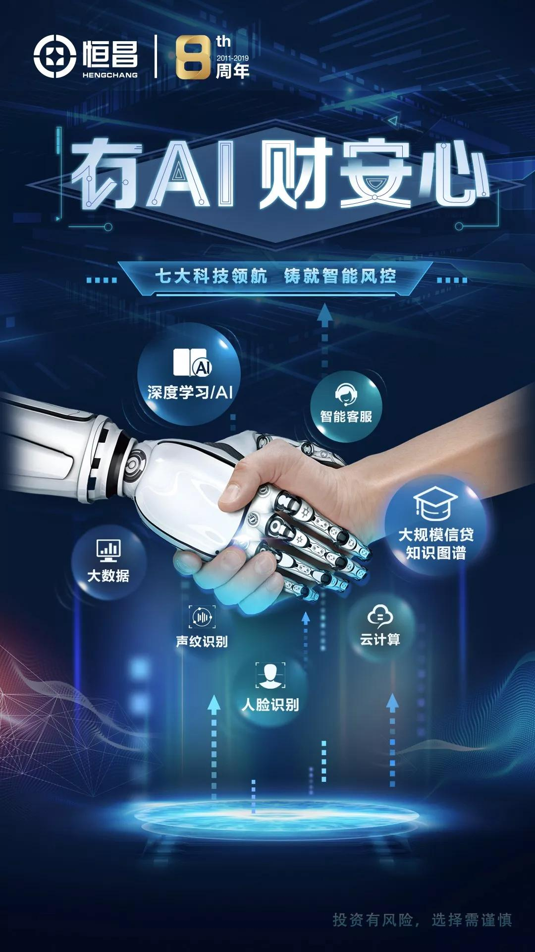 双马论道人工智能恒昌AI助推金融数字化转型