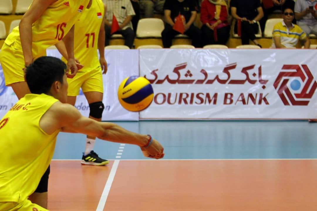 亚锦赛-男排0-3遭伊朗零封 八强赛首轮出师不利