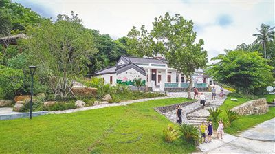 琼海新一轮美丽乡村建设提质加速