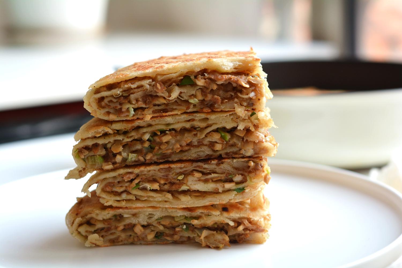地道的5种家常饼怎么做,常握了窍门,又香又软又好吃