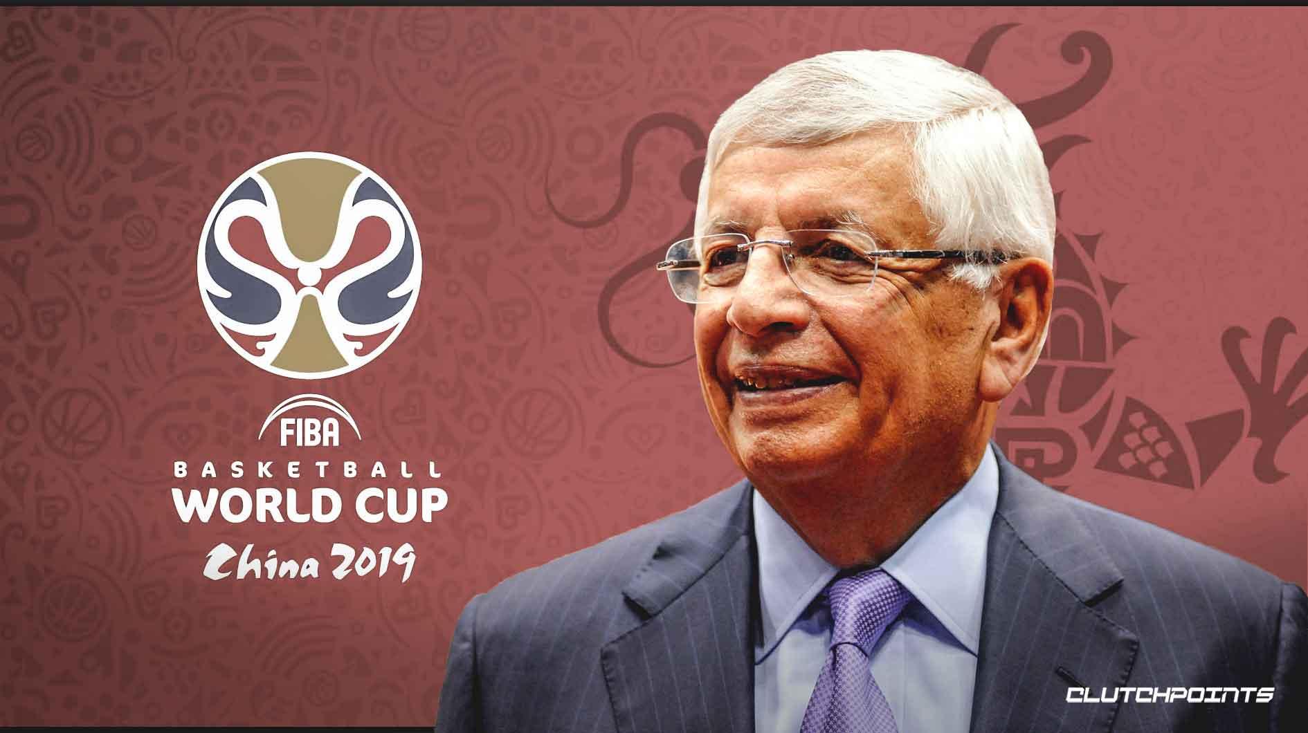 NBA前总裁:众球星退出世界杯 因FIBA赛程有问题
