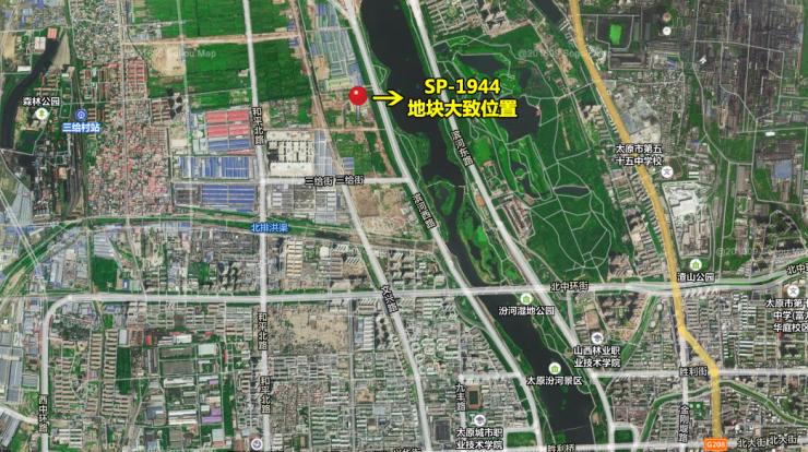 10.994亿!富力集团斩获尖草坪区三给北街158亩地块!