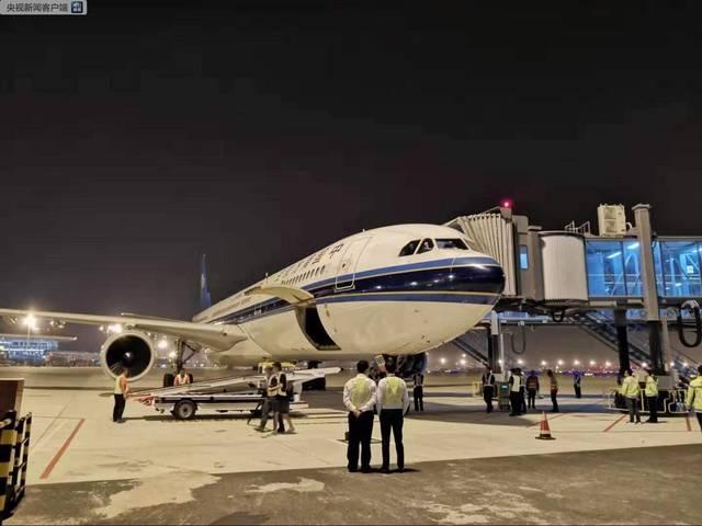 北京大兴国际机场完成第三阶段试飞(图)