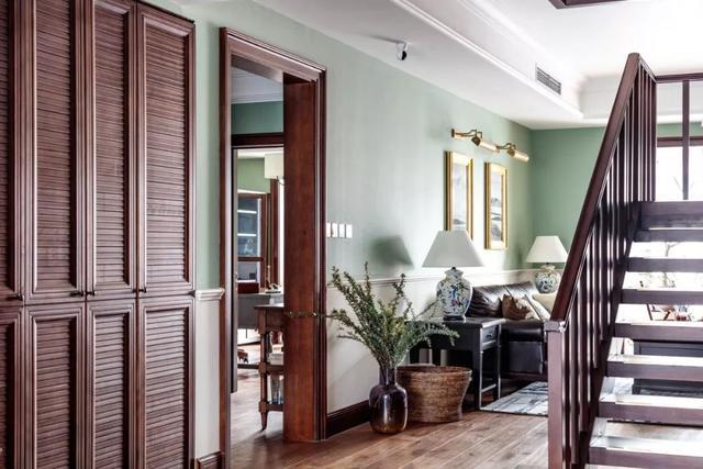 220㎡复式设计成三居,展现生活最佳状态,钢琴代替电视柜有品位