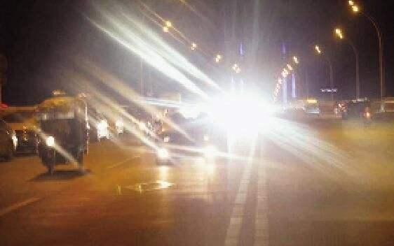 南昌将启用电子警察抓拍驾车乱用远光灯