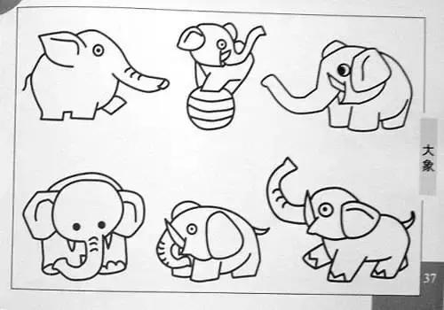 会画画的妈妈,孩子很幸福 附55幅简笔画