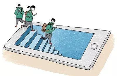 推动立法防范青少年沉迷手机