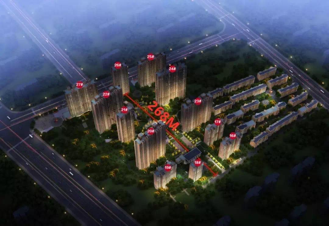 东方名城 集团十周年庆 千万级购房优惠 这个项目玩大了