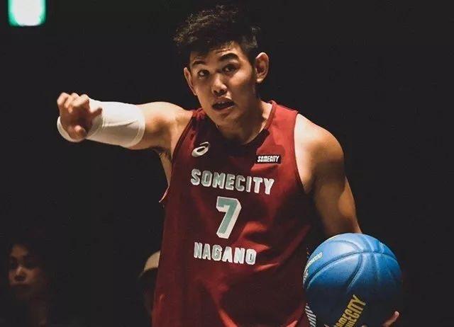 对话森田淳希:能为篮球做的事情,我都愿意去做