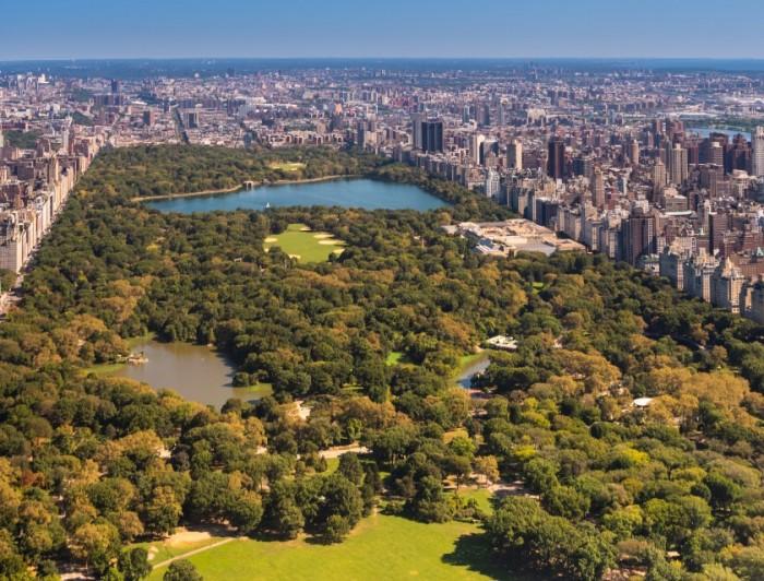 世界上最高的住宅摩天大楼在纽约拔地而起