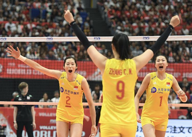 中国女排豪取世界杯五连胜,接下来多场硬仗将考验球队成色