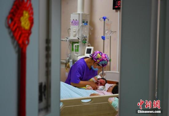 中国采取多项积极措施提高妇女健康水平