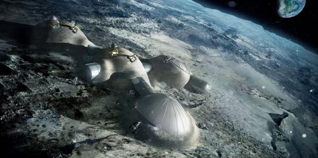 为了在外太空住,人们都设计过怎样的房子?