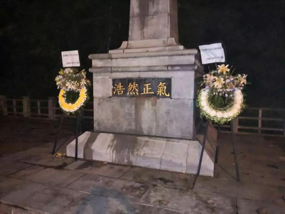 人民锐评|烈士纪念碑修复了,人心何时修复?