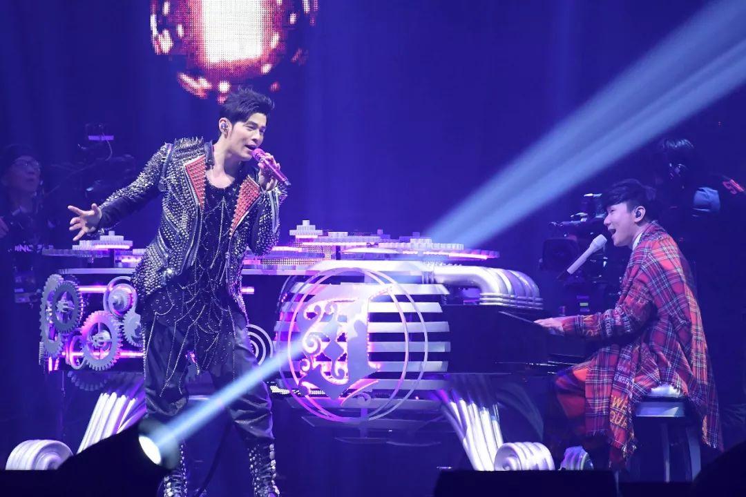 周杰伦陈奕迅杨丞琳,只要你们还在唱,我就永远年轻!