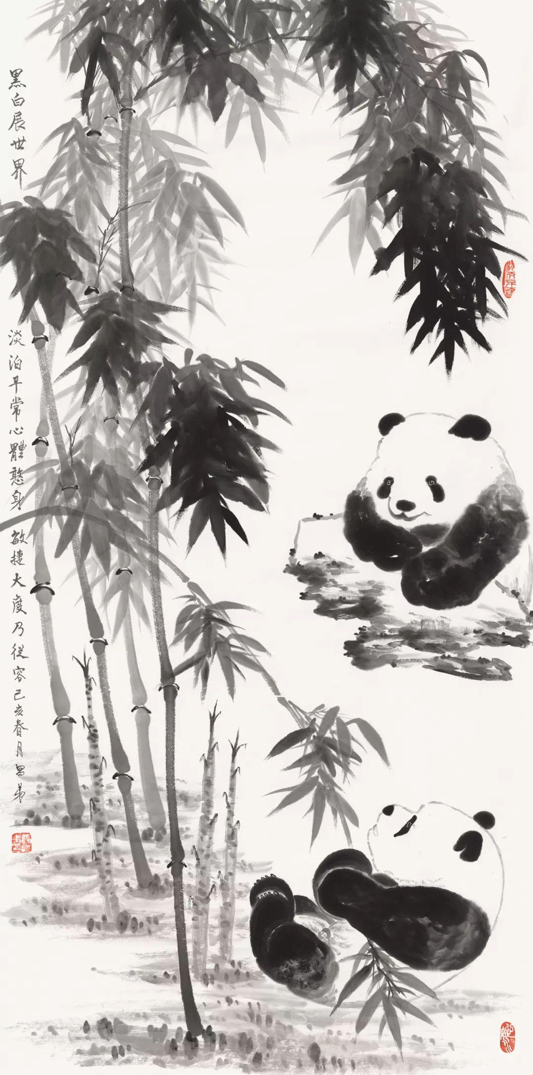 庆祝新中国成立70周年 我和我的祖国·国花国宝颂国庆绘画展