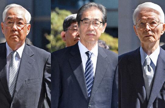 日本东电前高管因福岛核变乱原告状 法院宣判3人无罪