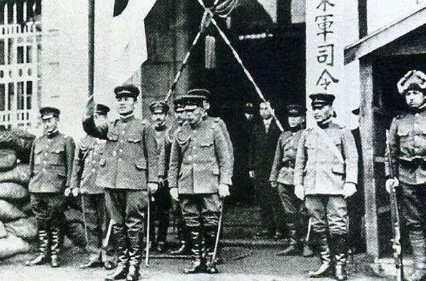 九一八事变的幕后主使,曾是张作霖的军事顾问