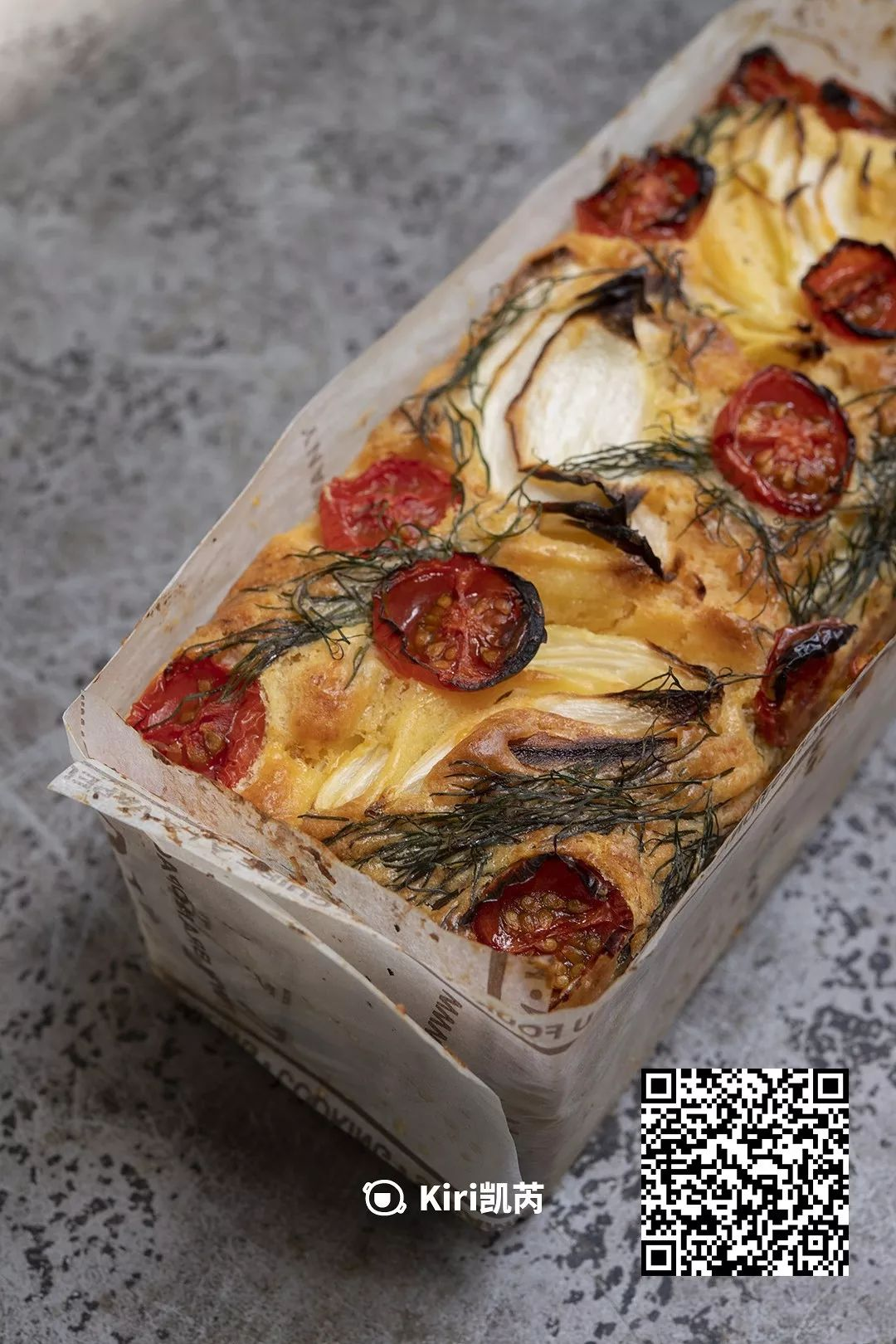 课堂丨小嶋留味亲授三文鱼奶酪磅蛋糕,风味独特,细密咸香!