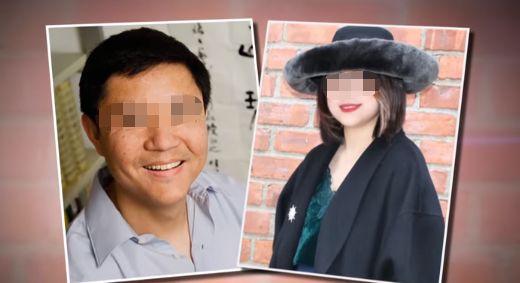 """勇哉!中国女留学生上电视,指控华人教授性侵长达两年,""""他还想开车撞死我"""""""