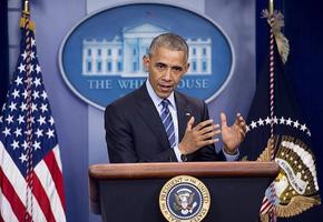 当总统就不要看电视,不要看社交媒体:奥巴马不点名大怼特朗普