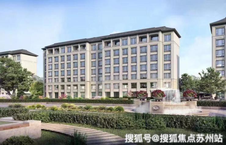 澜青颐和花园地址 安居颐和公馆房价 苏州颐和公馆户型图 样板间