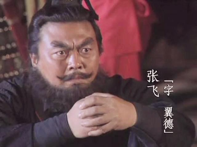 都说张飞是一介莽夫,喝酒误事,但与张合之战诸葛亮还要送好酒图片