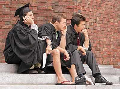 毕业找不到工作?你需要反思:你的大学是否荒废了?