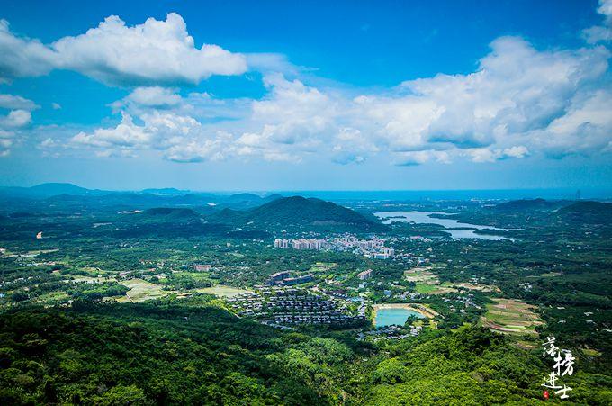 三亚这个5A景区好刺激,如同走进热带雨林,不愧是娱乐节目取景地