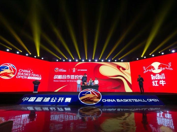 2019年中国篮球公开赛全新启航