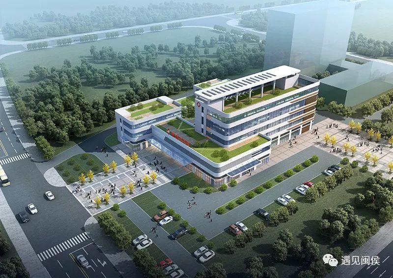 闽侯南通卫生院新院将于年底竣工 床位增至100张