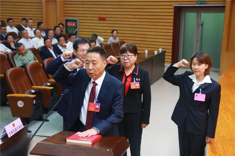 """""""西部地区综合实力最强的县级市""""陕西神木市迎来新任市长"""