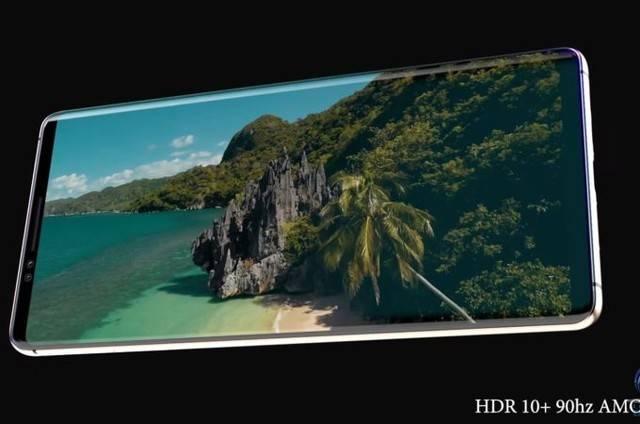 诺基亚10 PureView再曝光:6K摄像机、90HZ屏!