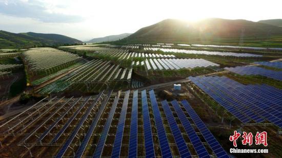 """中国""""聚宝盆""""实现首个千万千瓦级新能源产业集群架构"""