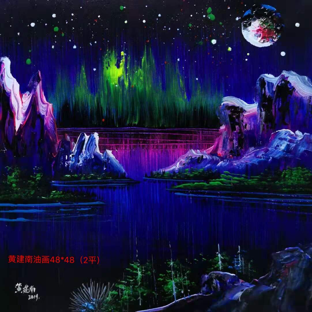 """东方国画作品中的""""万水千山"""",能给你留下什么印象?"""