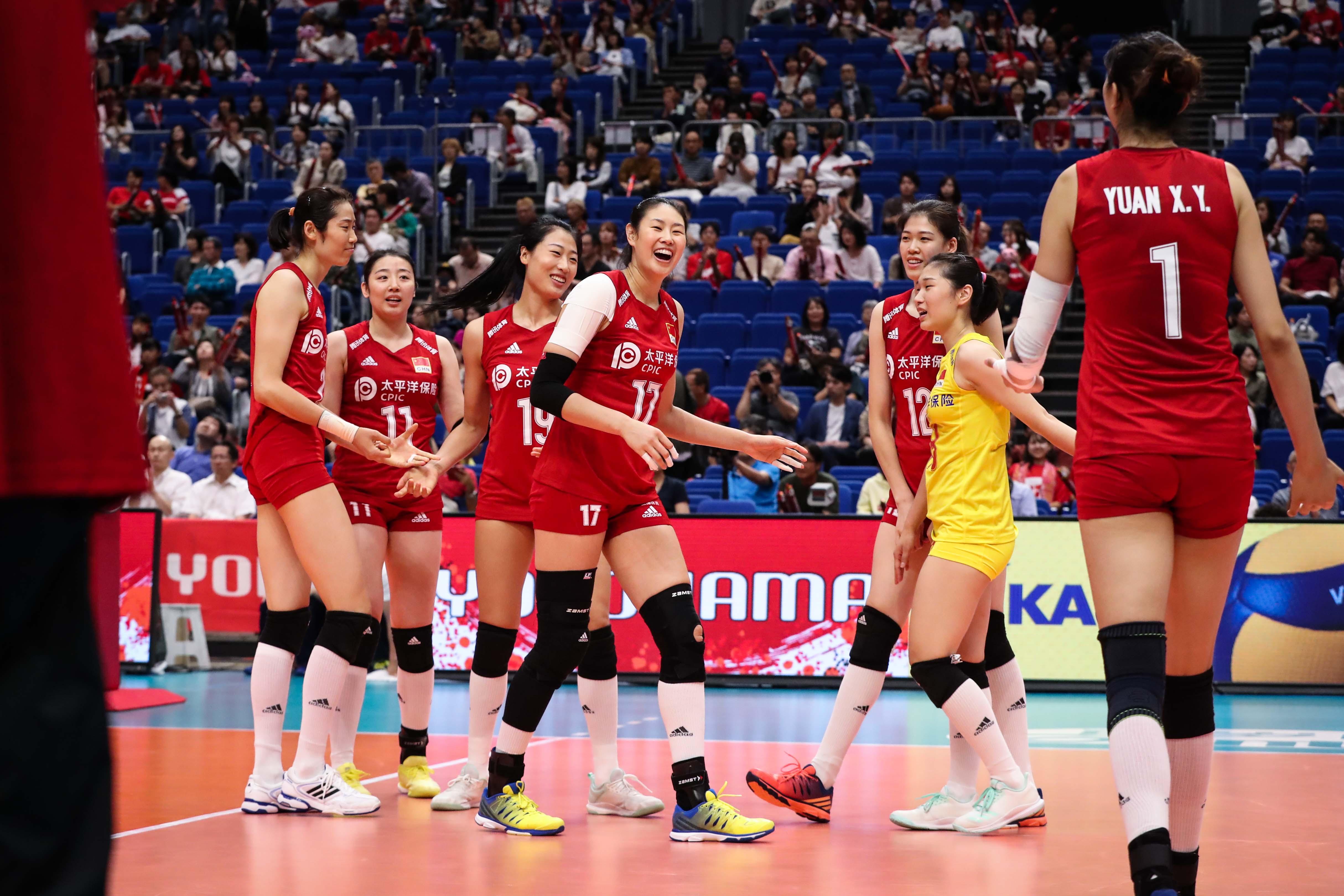原创中国女排晚场比赛遇上日本,朱婷:打出高水平!