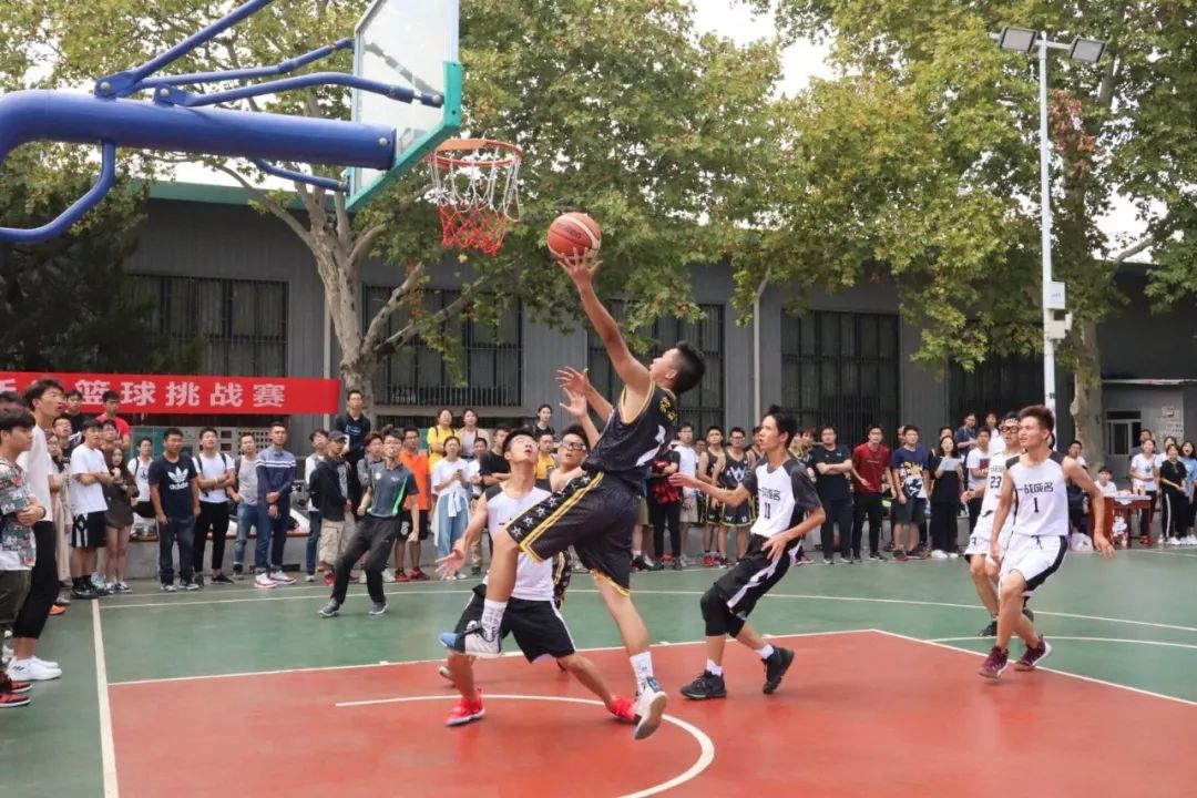 时讯速递|新生篮球赛今日赛果